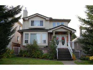Photo 1: 2538 E 7TH AV in Vancouver: Renfrew VE House for sale (Vancouver East)  : MLS®# V915566