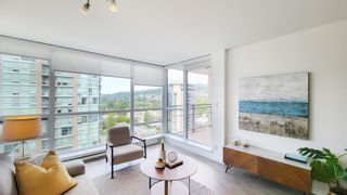 """Photo 16: 1807 2978 GLEN Drive in Coquitlam: North Coquitlam Condo for sale in """"Grand Central One"""" : MLS®# R2616903"""