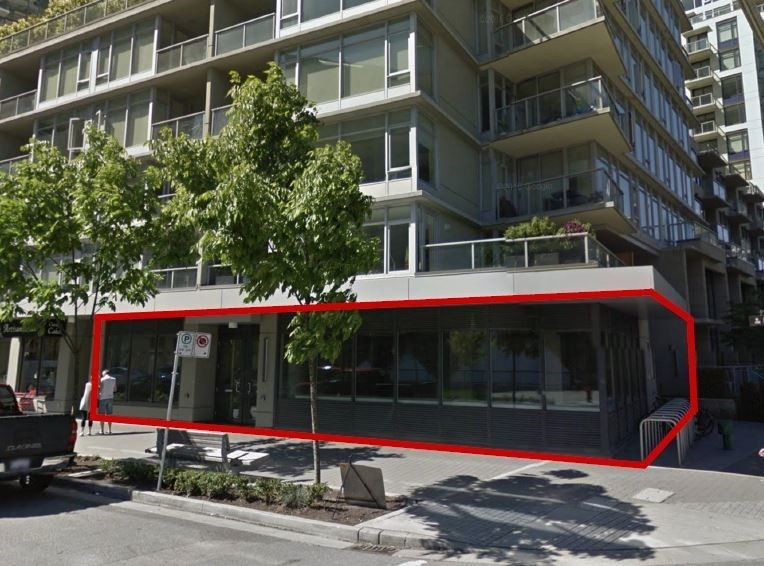 Main Photo: 1703,1708 MANITOBA Street in Vancouver: False Creek Retail for sale (Vancouver West)