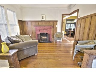 Photo 1: 3584 MARSHALL ST in Vancouver: Grandview VE House for sale (Vancouver East)  : MLS®# V1012094