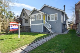 "Photo 1: 882 W 18TH Avenue in Vancouver: Cambie House for sale in ""DOUGLAS PARK"" (Vancouver West)  : MLS®# R2558939"