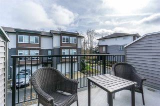"Photo 17: 47 5888 144 Street in Surrey: Sullivan Station Townhouse for sale in ""One44"" : MLS®# R2243926"