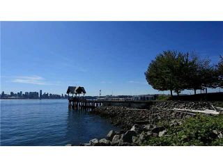 """Photo 15: 3211 33 CHESTERFIELD Place in North Vancouver: Lower Lonsdale Condo for sale in """"HARBOURVIEW PARK"""" : MLS®# V1109655"""