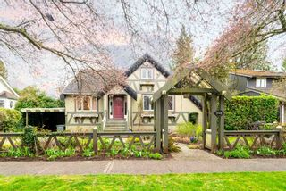Main Photo: 3558 W 39TH Avenue in Vancouver: Dunbar House for sale (Vancouver West)  : MLS®# R2556029