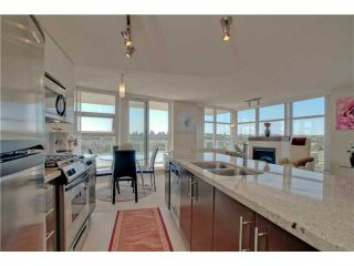 """Photo 4: 2207 2289 YUKON Crescent in Burnaby: Brentwood Park Condo for sale in """"WATERCOLOURS"""" (Burnaby North)  : MLS®# V983849"""