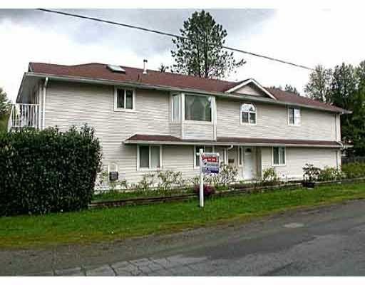 Main Photo: 1535 PATRICIA AV in Port_Coquitlam: Glenwood PQ House for sale (Port Coquitlam)  : MLS®# V391783