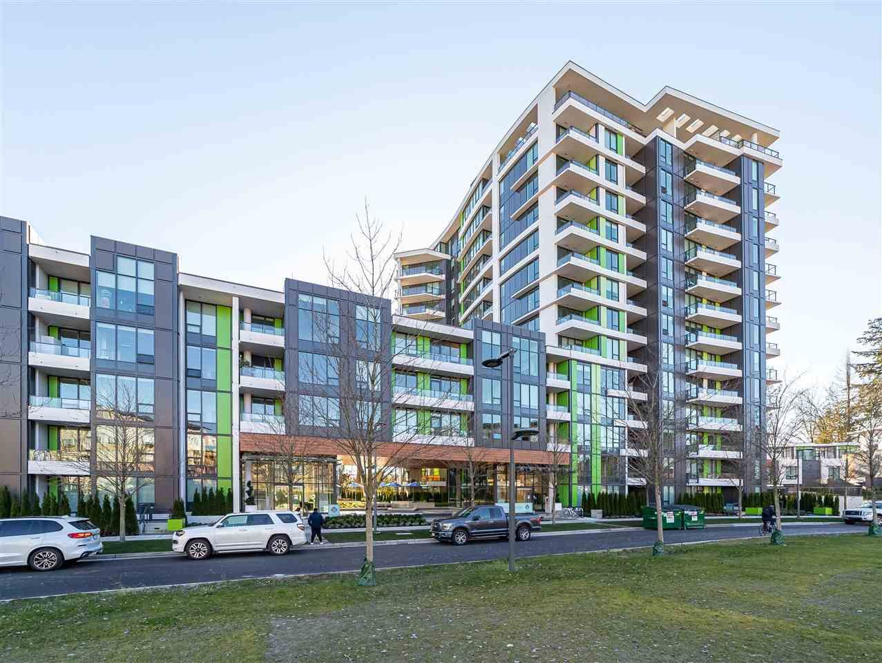 "Main Photo: 608 3533 ROSS Drive in Vancouver: University VW Condo for sale in ""NOBEL PARK"" (Vancouver West)  : MLS®# R2534761"