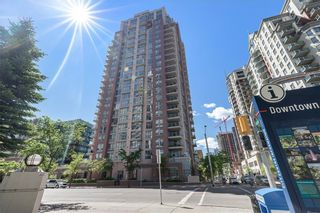 Photo 2: 1406 650 10 Street SW in Calgary: Downtown West End Apartment for sale : MLS®# C4303529