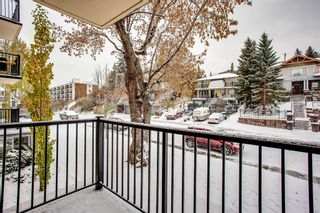 Photo 15: 202 2220 16a Street SW in Calgary: Bankview Apartment for sale : MLS®# A1043749