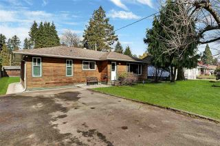 Photo 1: 21501 STONEHOUSE Avenue in Maple Ridge: West Central House for sale : MLS®# R2443152