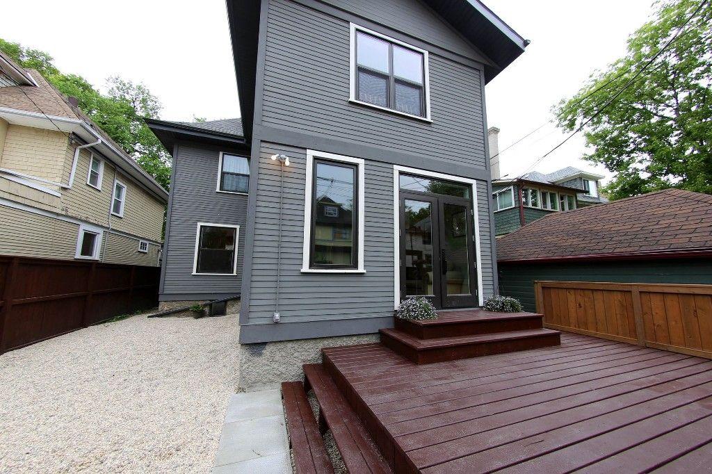 Photo 33: Photos: 121 Ruby Street in Winnipeg: Wolseley Single Family Detached for sale (West Winnipeg)  : MLS®# 1613615