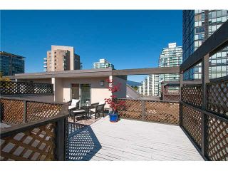 """Photo 5: 410 1728 ALBERNI Street in Vancouver: West End VW Condo for sale in """"ATRIUM ON THE PARK"""" (Vancouver West)  : MLS®# V1119320"""