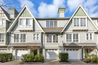 """Photo 1: 31 16388 85 Avenue in Surrey: Fleetwood Tynehead Townhouse for sale in """"THE CAMELOT"""" : MLS®# R2552573"""