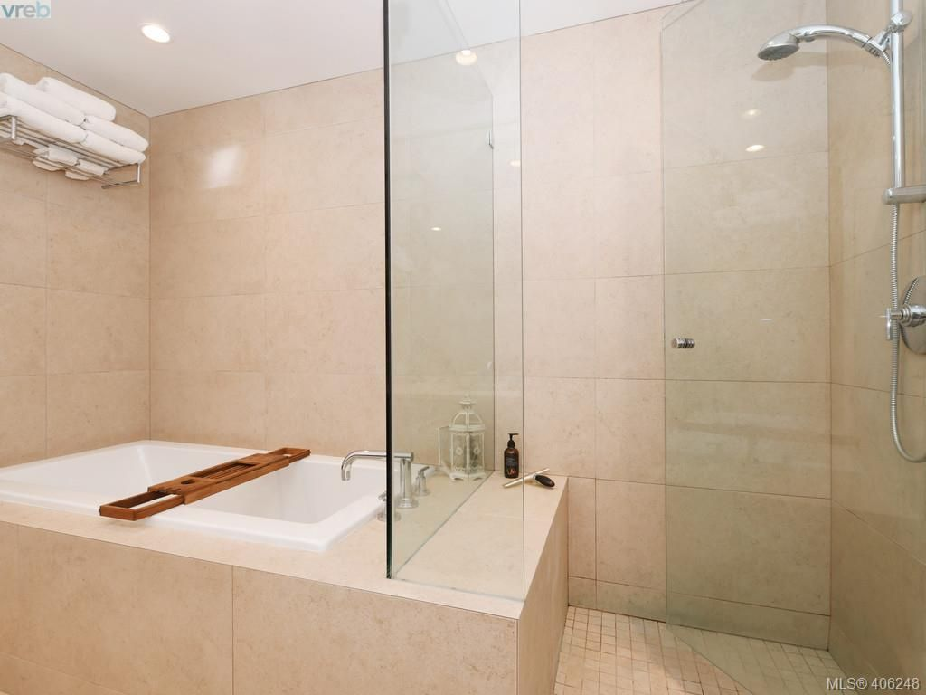 Photo 15: Photos: TH3 100 Saghalie Rd in VICTORIA: VW Songhees Row/Townhouse for sale (Victoria West)  : MLS®# 807394