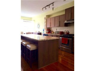 "Photo 5: 57 1125 KENSAL Place in Coquitlam: New Horizons Townhouse for sale in ""KENSAL WALK"" : MLS®# V1106910"