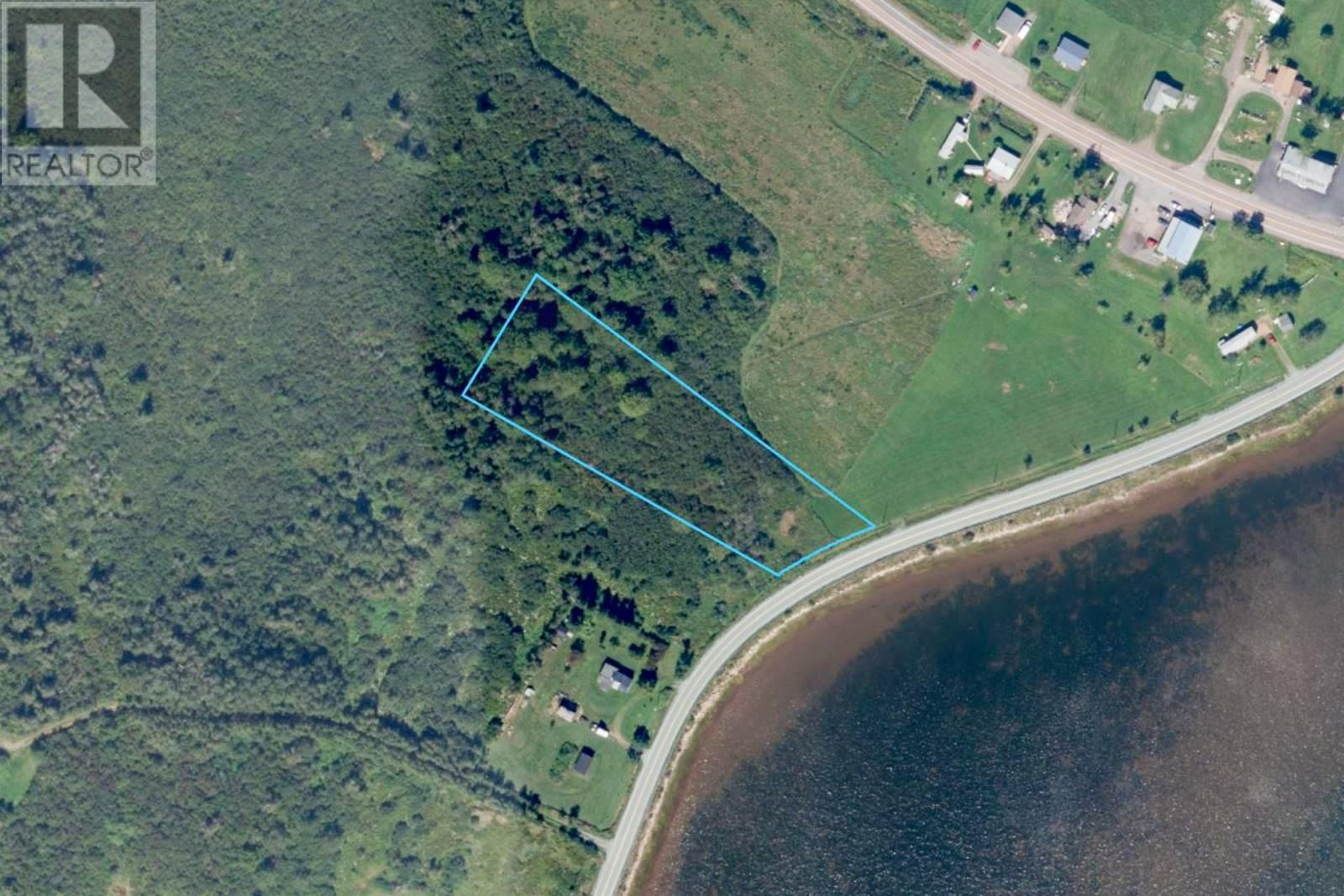 Main Photo: Lot 19-1 Kolbec Road in Port Howe: Vacant Land for sale : MLS®# 202000808