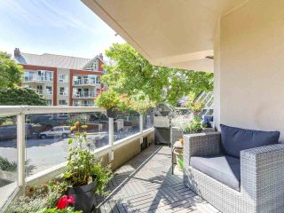 Photo 17: 206 1235 QUAYSIDE DRIVE in New Westminster: Quay Condo for sale : MLS®# R2204343