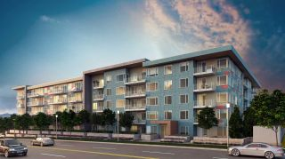 Photo 1: 323 10838 WHALLEY Street in Surrey: Whalley Condo for sale (North Surrey)  : MLS®# R2541578