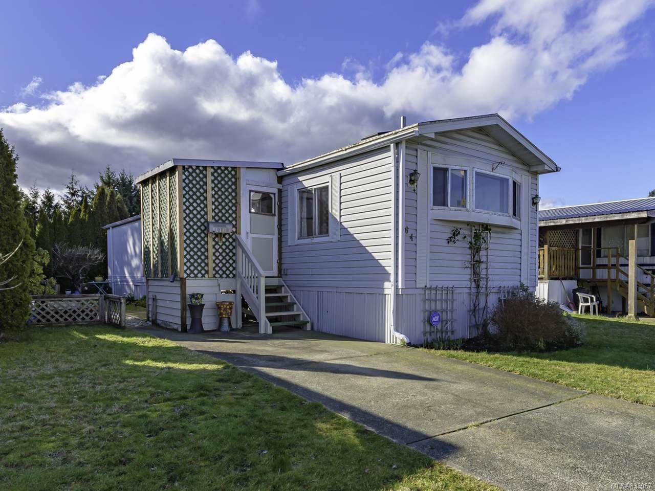 Photo 3: Photos: 64 390 Cowichan Ave in COURTENAY: CV Courtenay East Manufactured Home for sale (Comox Valley)  : MLS®# 833987