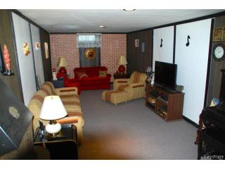 Photo 11: 819 Victoria Avenue East in WINNIPEG: Transcona Residential for sale (North East Winnipeg)  : MLS®# 1321199
