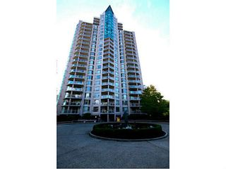 """Photo 1: 1505 1199 EASTWOOD Street in Coquitlam: North Coquitlam Condo for sale in """"Silkerk"""" : MLS®# V1088798"""
