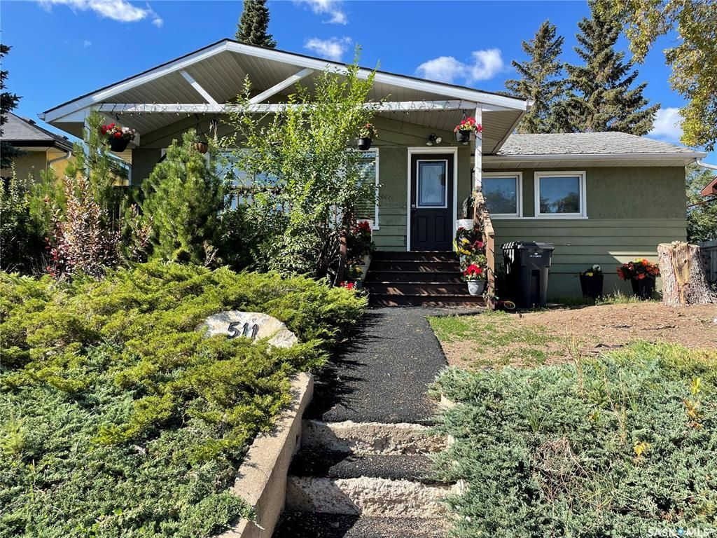 Main Photo: 511 103rd Street in North Battleford: Riverview NB Residential for sale : MLS®# SK870719
