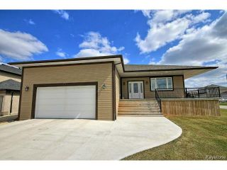 Photo 1: 1 Convent Crescent in Lorette: Residential for sale : MLS®# 1512671