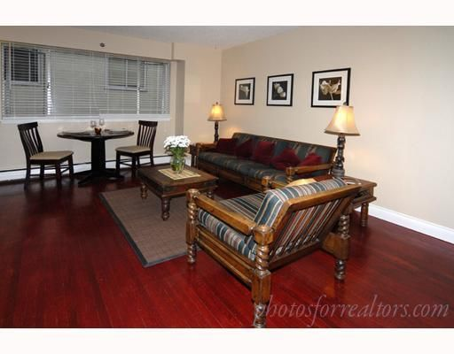 """Main Photo: 203 1050 JERVIS Street in Vancouver: West End VW Condo for sale in """"JERVIS MANOR"""" (Vancouver West)  : MLS®# V674973"""