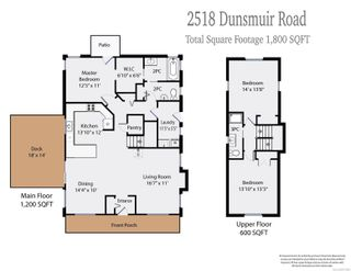 Photo 9: 2518 Dunsmuir Ave in : CV Cumberland House for sale (Comox Valley)  : MLS®# 877028