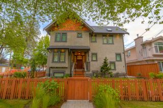 "Photo 2: 1190 E 15TH Avenue in Vancouver: Mount Pleasant VE 1/2 Duplex for sale in ""MT PLEASANT"" (Vancouver East)  : MLS®# R2415459"
