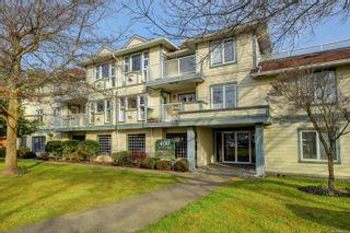 Photo 1: 301 400 Dupplin Rd in : SW Rudd Park Condo for sale (Saanich West)  : MLS®# 869054