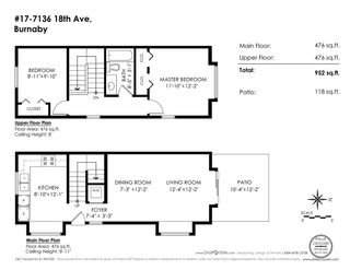 Photo 18: 17 7136 18TH Avenue in Burnaby: Edmonds BE Townhouse for sale (Burnaby East)  : MLS®# R2204496
