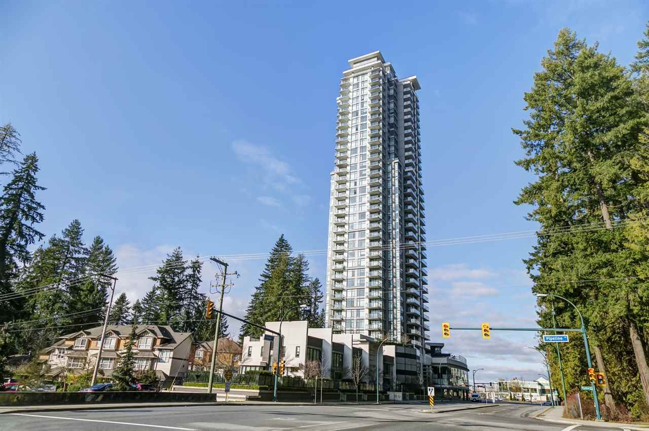 """Main Photo: 809 3080 LINCOLN Avenue in Coquitlam: North Coquitlam Condo for sale in """"Westwood 1123 by Onni"""" : MLS®# R2436940"""
