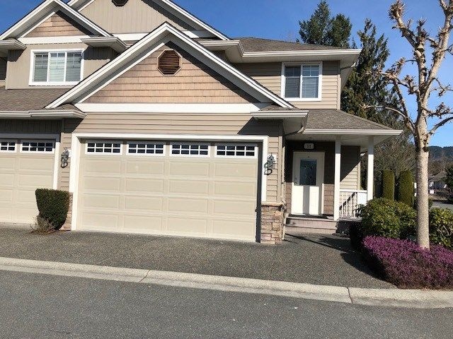 """Photo 3: Photos: 11 32849 EGGLESTONE Avenue in Mission: Mission BC Townhouse for sale in """"CEDAR VALLEY ESTATE"""" : MLS®# R2550175"""