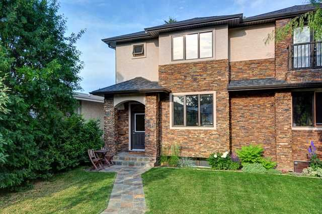 Main Photo: 2214 31 Street SW in CALGARY: Killarney_Glengarry Residential Attached for sale (Calgary)  : MLS®# C3628268