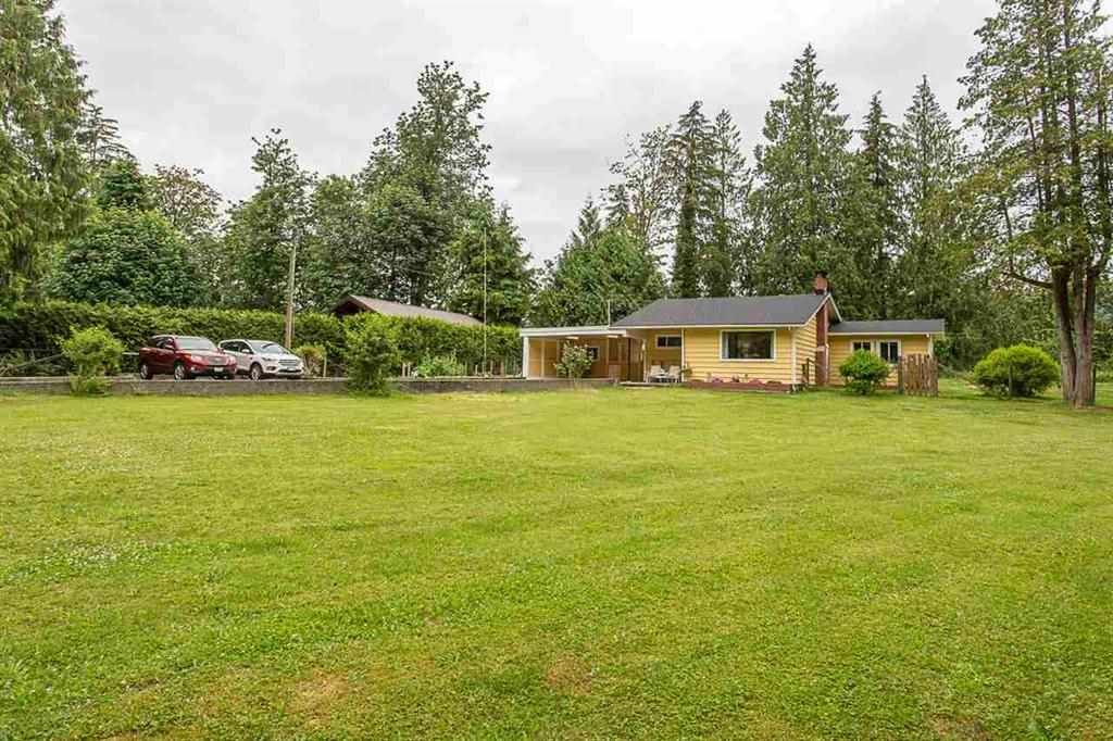 Main Photo: 31643 SILVERDALE Avenue in Mission: Mission BC House for sale : MLS®# R2522414