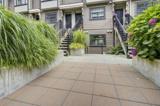 "Photo 18: 203 828 ROYAL Avenue in New Westminster: Downtown NW Townhouse for sale in ""Brickstone Walk"" : MLS®# R2388112"