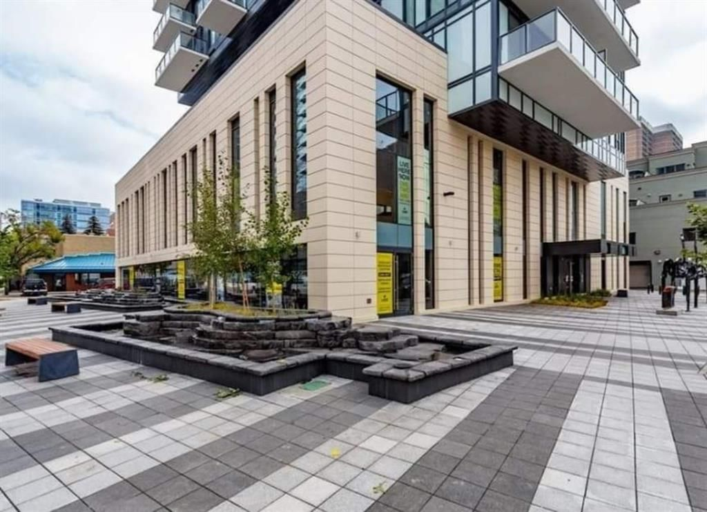 Main Photo: 1705 1010 6 Street SW in Calgary: Beltline Apartment for sale : MLS®# A1095116