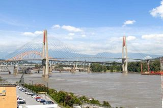 """Photo 2: 1109 668 COLUMBIA Street in New Westminster: Quay Condo for sale in """"Trapp + Holbrook"""" : MLS®# R2591740"""