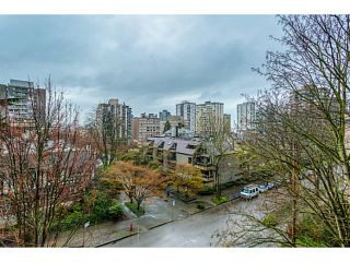 Photo 23: # 601 1108 NICOLA ST in Vancouver: West End VW Condo for sale (Vancouver West)  : MLS®# V1112972