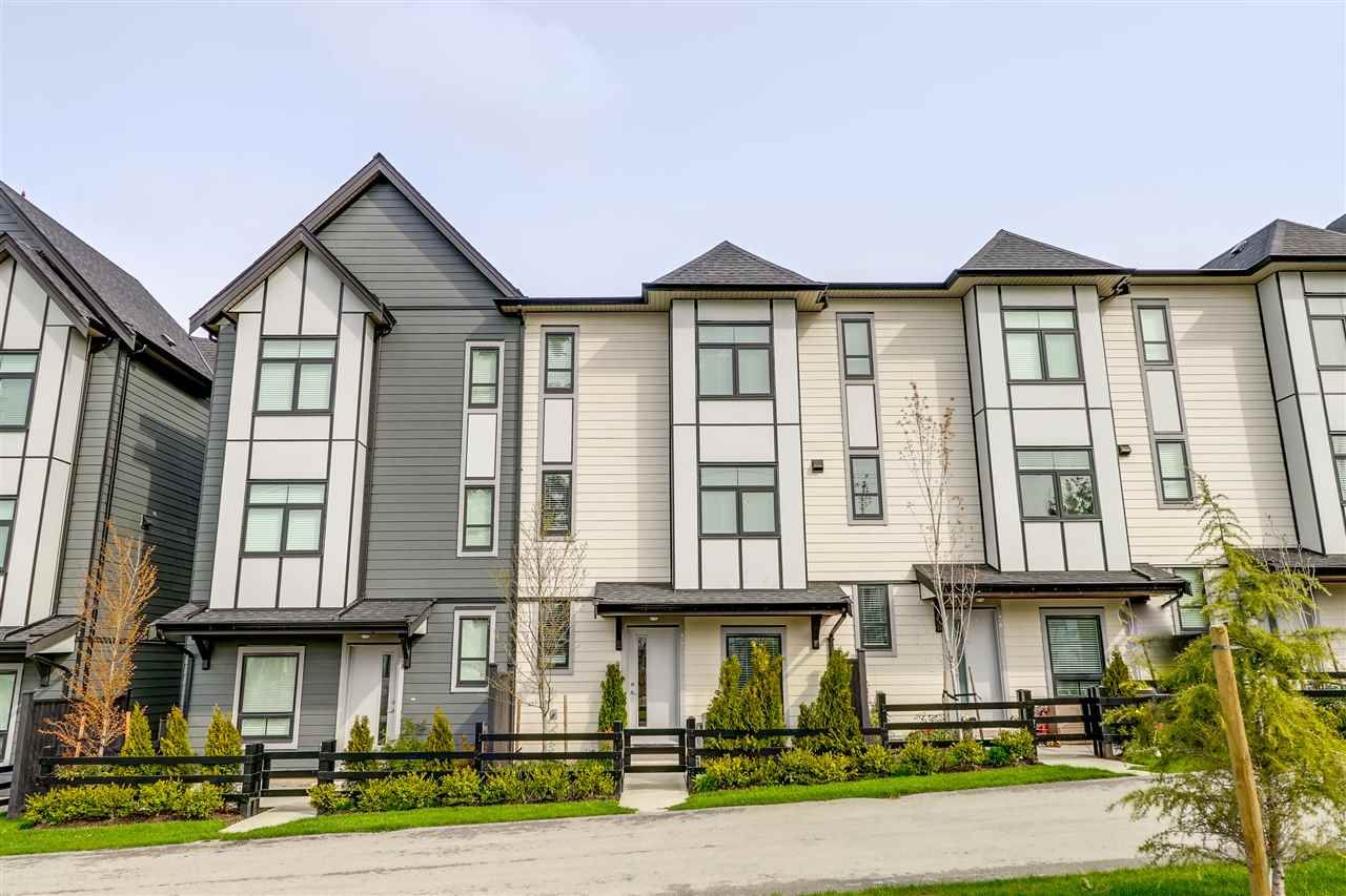Main Photo: 33 2427 164 Street in South Surrey: Grandview Surrey Townhouse for sale (South Surrey White Rock)  : MLS®# R2279209