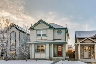 Photo 1: 239 Evermeadow Avenue SW in Calgary: Evergreen Detached for sale : MLS®# A1062008