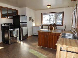 Photo 12: 72 Woodlands Crescent in WINNIPEG: Westwood / Crestview Residential for sale (West Winnipeg)  : MLS®# 1400162