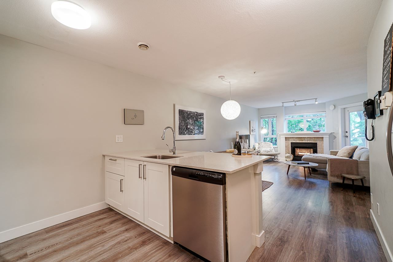 Photo 4: Photos: 207 1738 FRANCES STREET in Vancouver: Hastings Condo for sale (Vancouver East)  : MLS®# R2490541