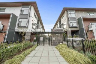 Main Photo: 216 7001 ROYAL OAK Avenue in Burnaby: Metrotown Townhouse for sale (Burnaby South)  : MLS®# R2560693