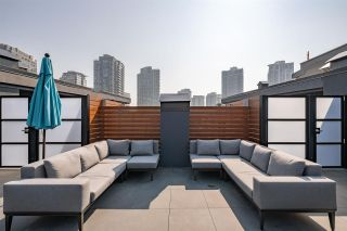 """Photo 18: 207 1066 HAMILTON Street in Vancouver: Yaletown Condo for sale in """"NEW YORKER"""" (Vancouver West)  : MLS®# R2583496"""