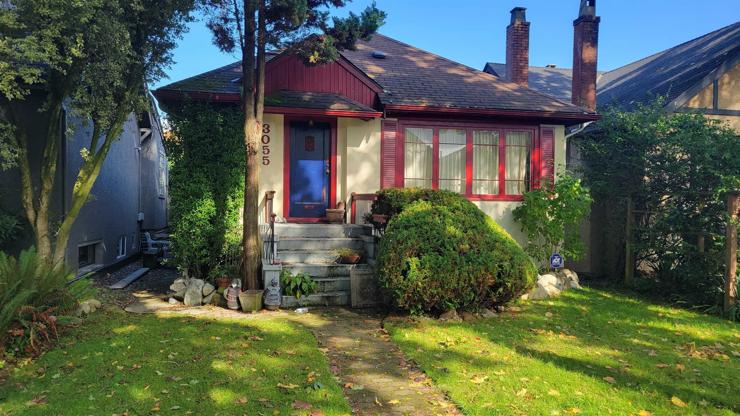 Main Photo: 3055 W 15TH Avenue in Vancouver: Kitsilano House for sale (Vancouver West)  : MLS®# R2622565