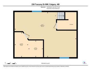 Photo 23: 238 Tuscany Drive NW in Calgary: Tuscany Detached for sale : MLS®# A1145877