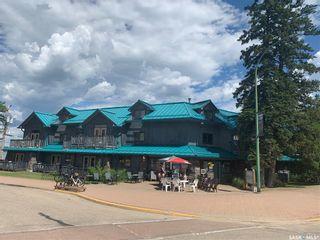 Photo 1: 104 904 Waskesiu Drive in Waskesiu Lake: Commercial for sale : MLS®# SK859684