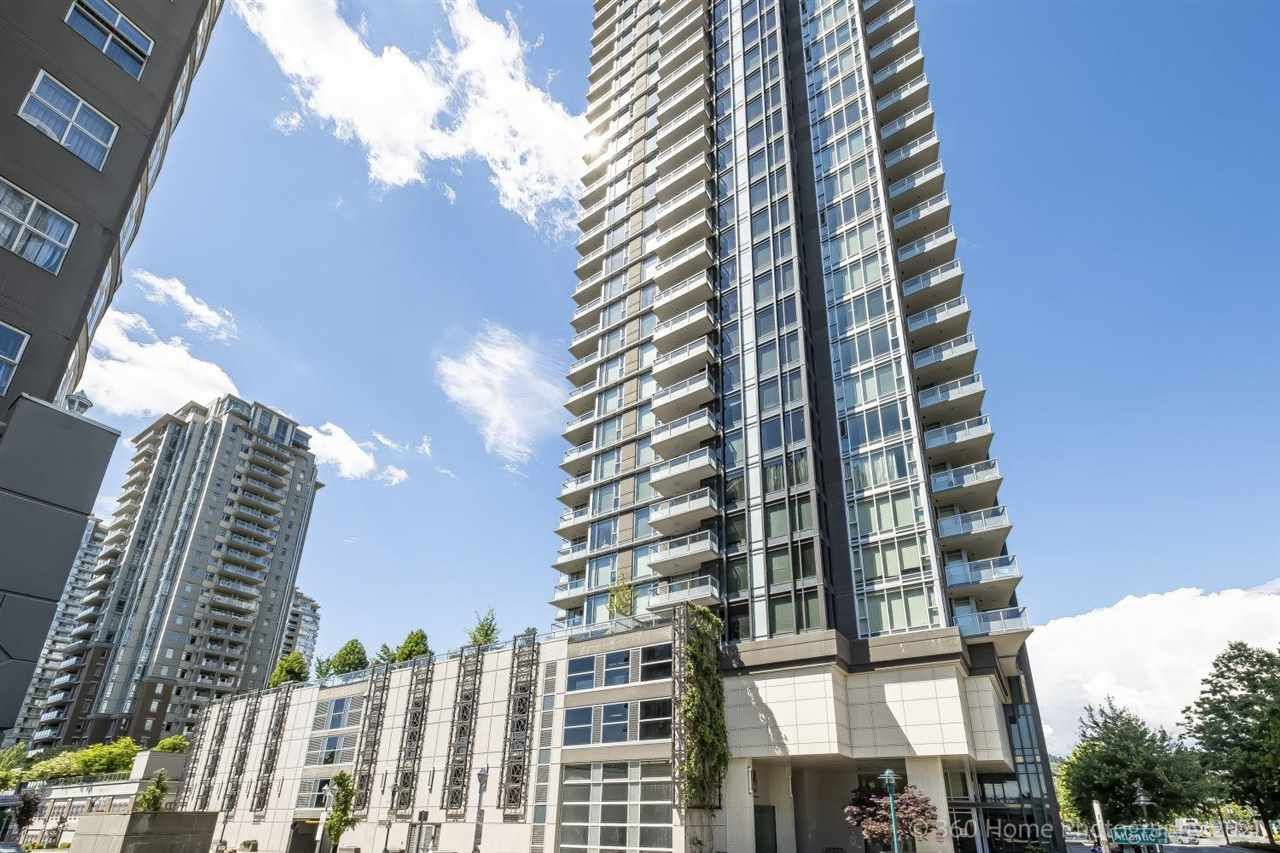 """Main Photo: 3603 1188 PINETREE Way in Coquitlam: North Coquitlam Condo for sale in """"M3"""" : MLS®# R2590815"""